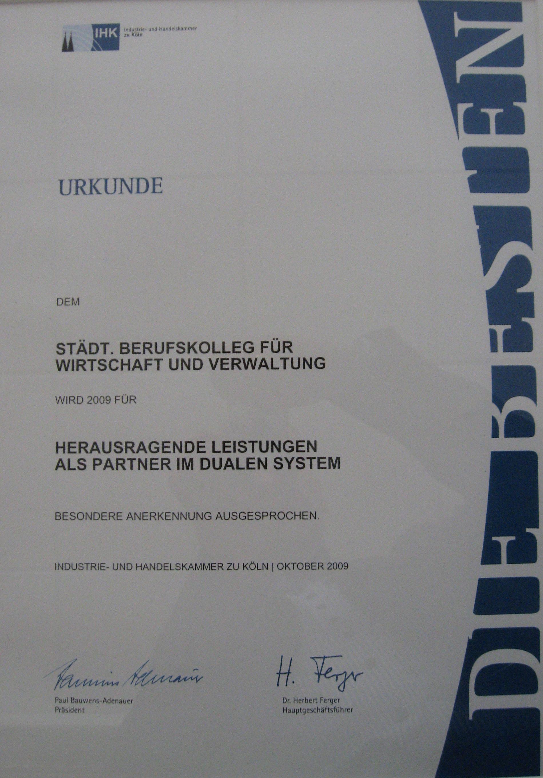 ihk-beste-2009